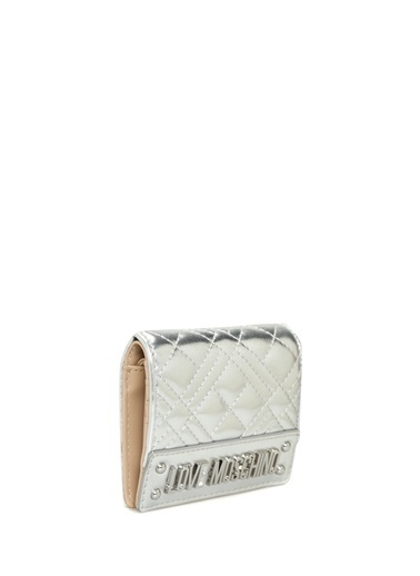 Love Moschino Cüzdan Gümüş